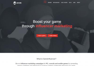 GameInfluencer GmbH