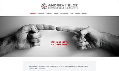 Andrea Felde – Beratung, Coaching, Training