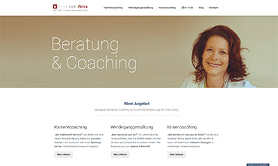 Anja von Wins Coaching