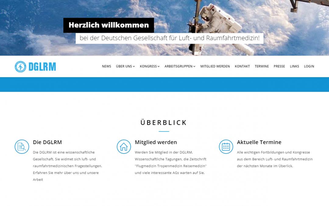 Deutsche Gesellschaft für Luft- und Raumfahrtmedizin e.V.