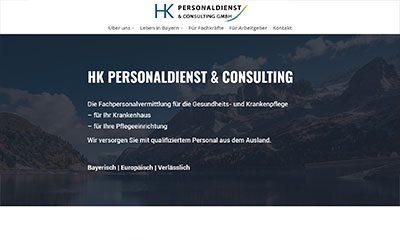 HKPersonaldienstleistungen GmbH